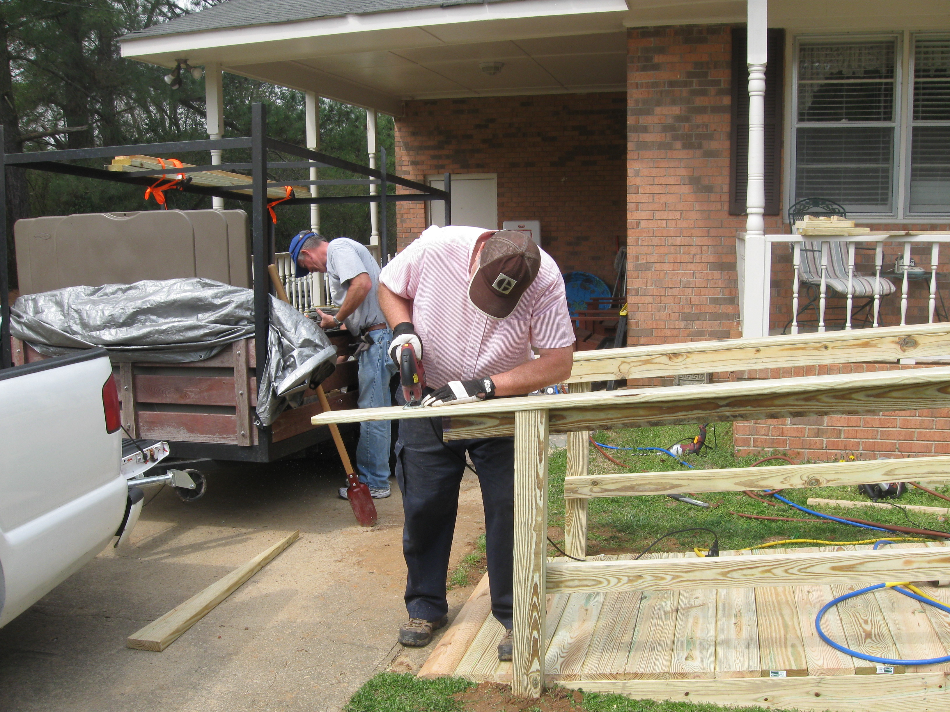 Stn Ramps 14 007 Serve The Need In Johnston County Ramps14